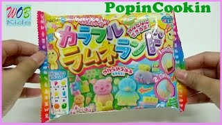 Trò Chơi Làm Bánh Mini Nhật Bản | Làm Kẹo Dẻo Popin Cookin | WOB KIDS