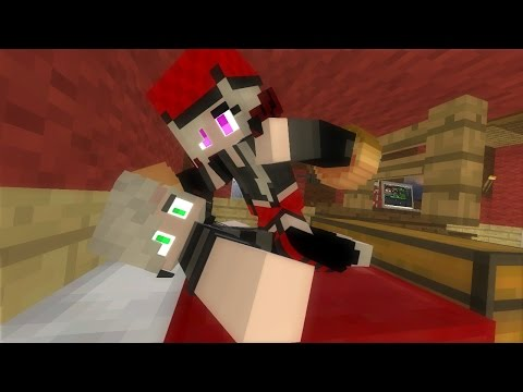 April Fools Day Special - Minecraft Animation