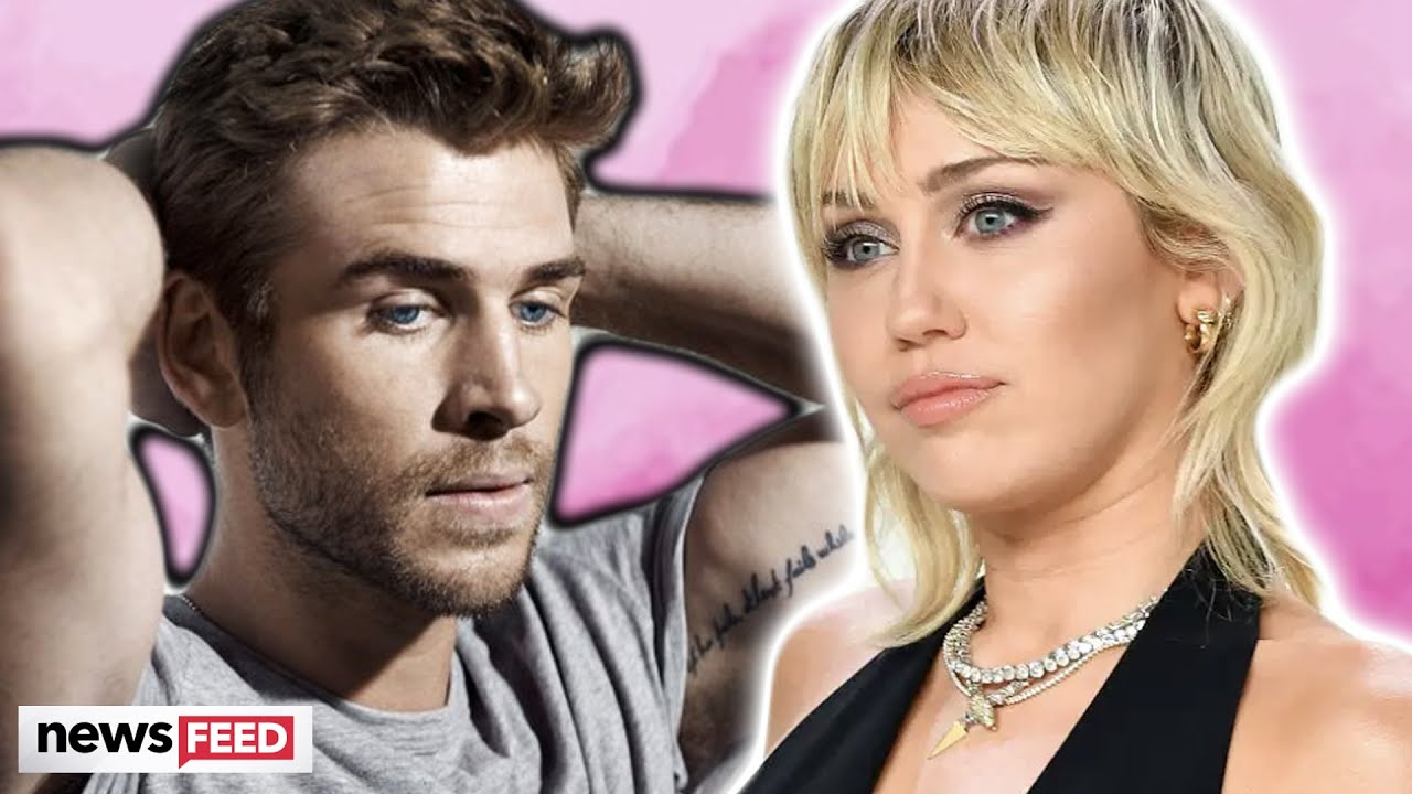Liam Hemsworth's True Feelings About Miley Cyrus Dragging Marriage REVEALED!