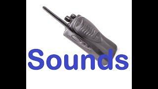 Walkie Talkie  Sound Effects All Sounds