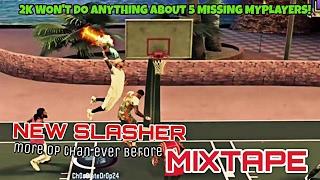 vuclip SLASHER CONTACT DUNKS COMPILATION - NBA 2K17 - SLASHING GOD - 2K = NO F**KS GIVEN TO THE PLAYERS