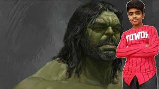 Avengers 4 Annihilation teaser leaked footage in HD