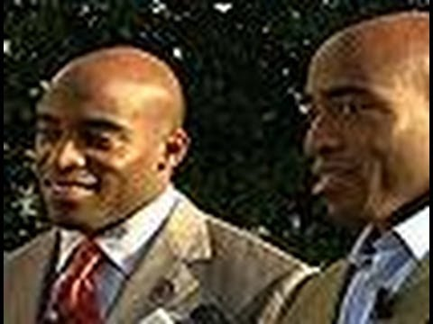 Football - Tiki and Ronde Barber