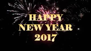 Happy New Year 2017 wishes Greetings whatsapp E card free download Animation Animated