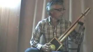 Cigar Box Guitar - Goin to Brownsville
