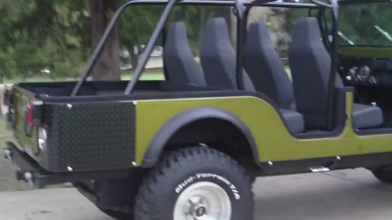Four Door Scrambler By Jester Custom Cycles CJ5 CJ6 CJ7 CJ8 Jeep & Four Door Scrambler By Jester Custom Cycles CJ5 CJ6 CJ7 CJ8 Jeep ...
