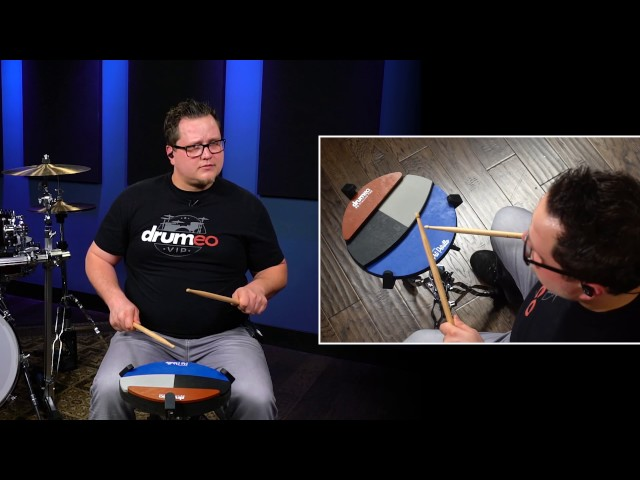 Triple Stroke Roll - Drum Rudiment Lesson (Drumeo)