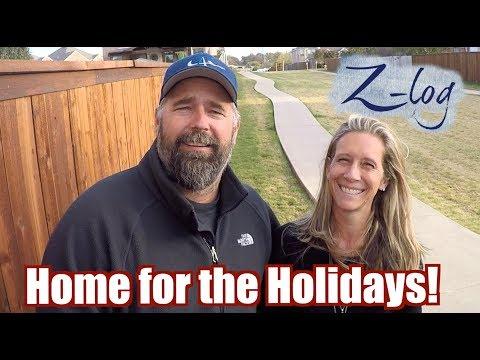 We're Home for the Holidays! (Sailing Zatara Z-Log)