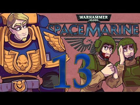 ETA Plays! Space Marine Ep. 013 - Pumpkin Spice Marine