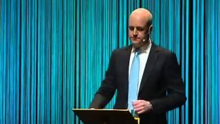 Fredrik Reinfeldt (M) talar på moderaternas sverigemöte 2013 - Hela talet