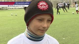 Фестиваль по детскому мини футболу Большие звезды светят малым стартовал в Нижегородской области