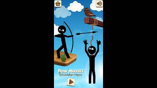Bow Master - Stickman Hero Game Level 1-20 Walkthrough
