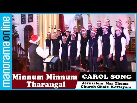 Minnum Minnum Tharangal   Carol Song   Jerusalem Mar Thoma Church Choir, Kottayam - The Jerries