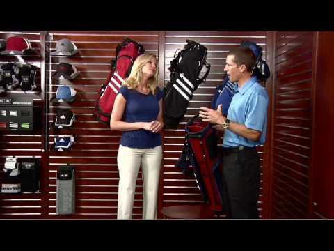adidas Golf University Stand Bag