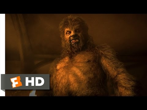 The Wolfman (9/10) Movie CLIP - Werewolf vs. Werewolf (2010) HD