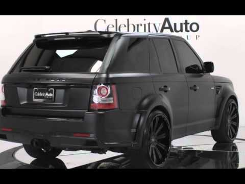 2012 Land Rover Range Rover Sport Supercharged for sale in
