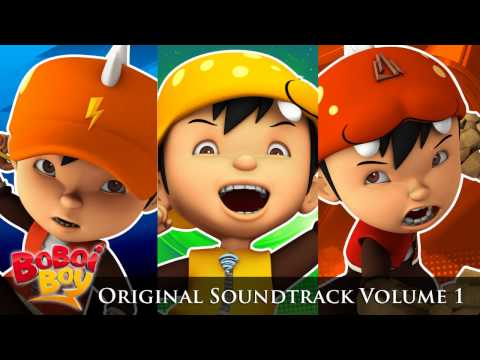 BoBoiBoy OST: 26. Bersedia (English)