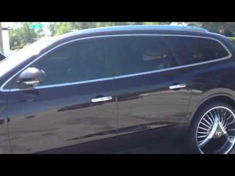 Buick Enclave On 26 Inch Dub Shockas Youtube