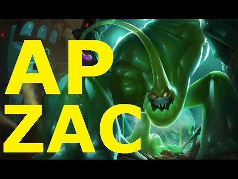 AP ZAC - League of Legends