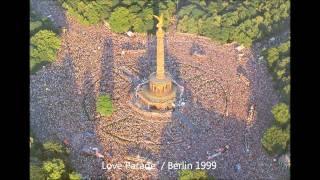Carl Cox & Sven Vath At Love Parade Berlin 1999 Pt1 - Cocoon Lorry /  BBC Radio 1 Essential Mix