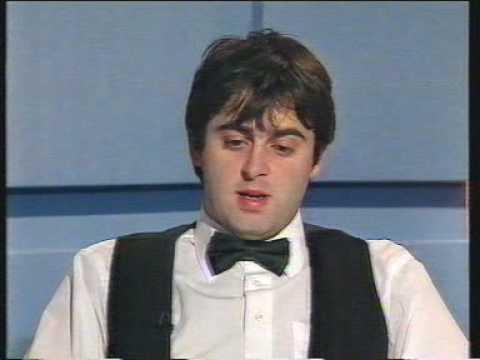 Ronnie O'Sullivan - John Higgins 1996 post match interview