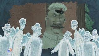 Солдатская песня | мультфильмы для детей | детские видео | Soldier's Song | Russian Stories for Kids