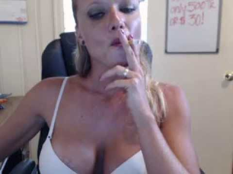Über hot Dani Merie smoking with JOI from YouTube · Duration:  4 minutes 2 seconds