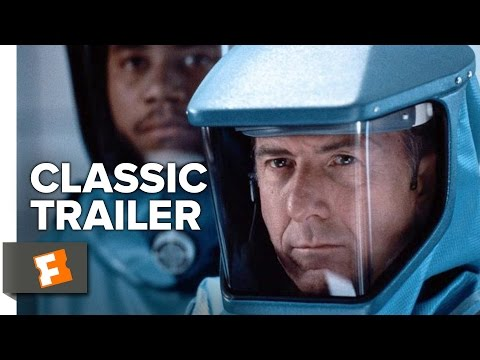 Outbreak (1995) Official Trailer - Dustin Hoffman, Morgan Freeman Sci-Fi Movie