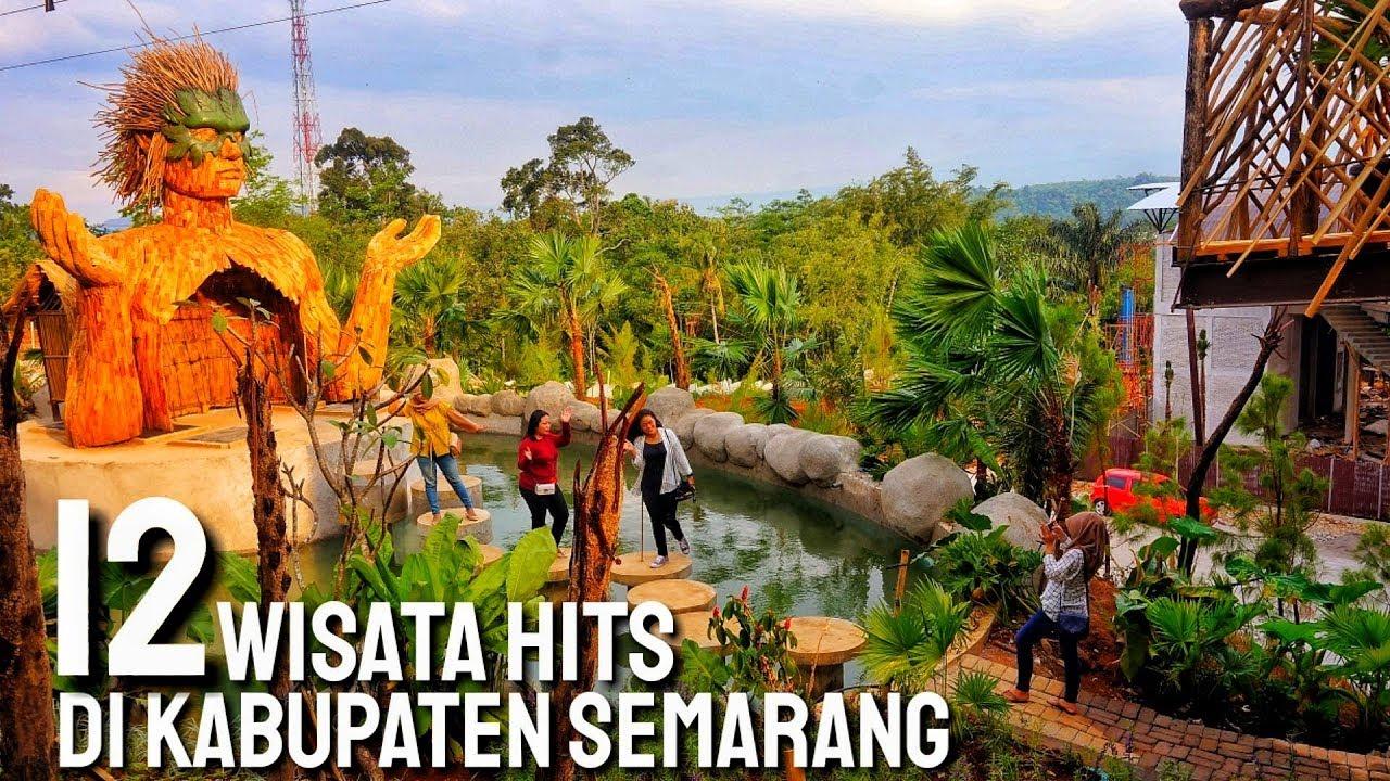 12 Wisata Di Kabupaten Semarang Yang Lagi Hits Dan Populer