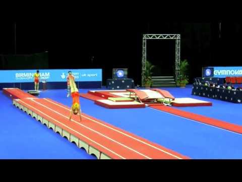 World Record Tumbling!