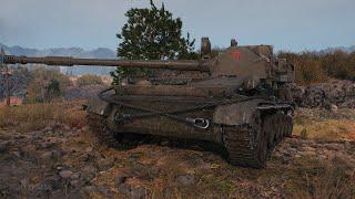 World of Tanks - Бои из кустов - играем на ПТсау