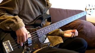 ジェニーハイ - ランデブーに逃避行 bass cover