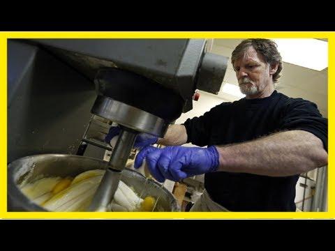 Supreme court grants trump administration time for argument in colorado cake baker case
