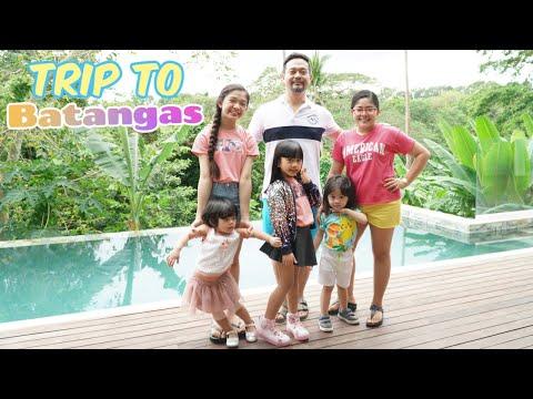 TRAVEL TO BATANGAS | Kaycee & Rachel in Wonderland Family