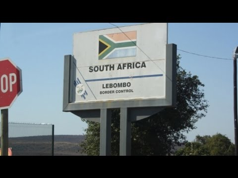 UPDATE: Traffic at the Lebombo border post