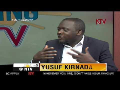 BIG STORY: Yusuf Kiranda on youth unemployment in Uganda