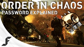 Phantom Initiate Password Explained - Battlefield 4 Dragon's Teeth