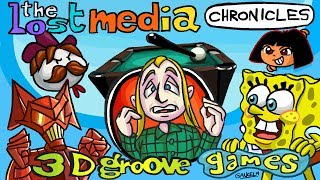 Lost Media Chronicles Episode 47 - 3-D Groove Games