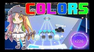 Roblox Robeats - Colors (Normal) FC/No Miss A+