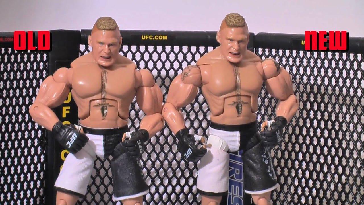 UFC Figures Jakks Pacific Image