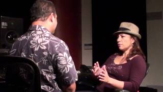 Lehua Kalima - Rising in Love interview #2