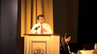 East and West Medicine Panel Discussion Part 2
