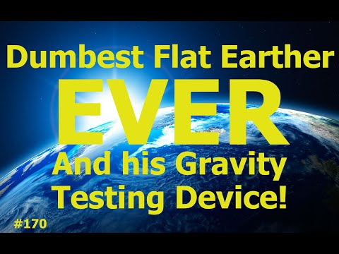 Flat Earth Gravity Tester thumbnail