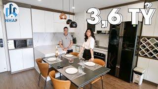 """Khám Phá Căn Hộ """"CẶP ĐÔI"""" 1 Phòng Ngủ Trị Giá 3,6 TỶ rộng 60m2 tại D' Capitale - NhaF [SALE]"""