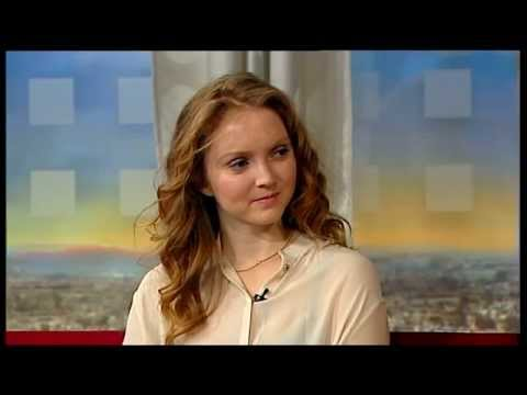 Lily Cole - Interview | Ireland AM