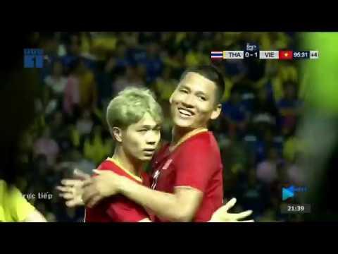 Những phút bù giờ nghẹt thở trong trận đấu giữa Việt Nam và Thái Lan tại King's Cup| NEXT SPORTS