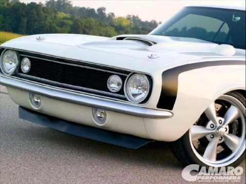 Camaro 1968 Ss Street Fighter Youtube