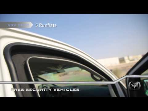 Ares Security Vehicles - Armoured Hyundai H1 Cash & Valuables Transport