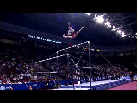 Bridget Sloan - Uneven Bars - 2008 Visa Championships - Day 1