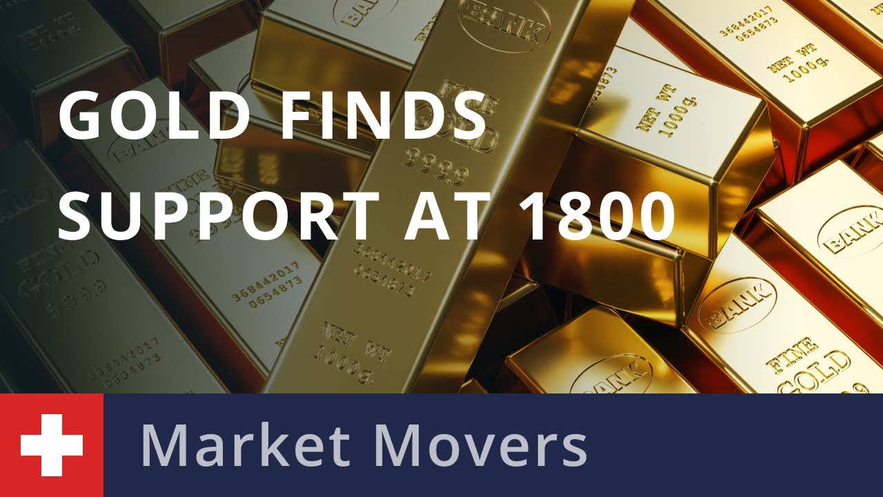 Market Movers 27/11 - Gold Finds Support At 1800